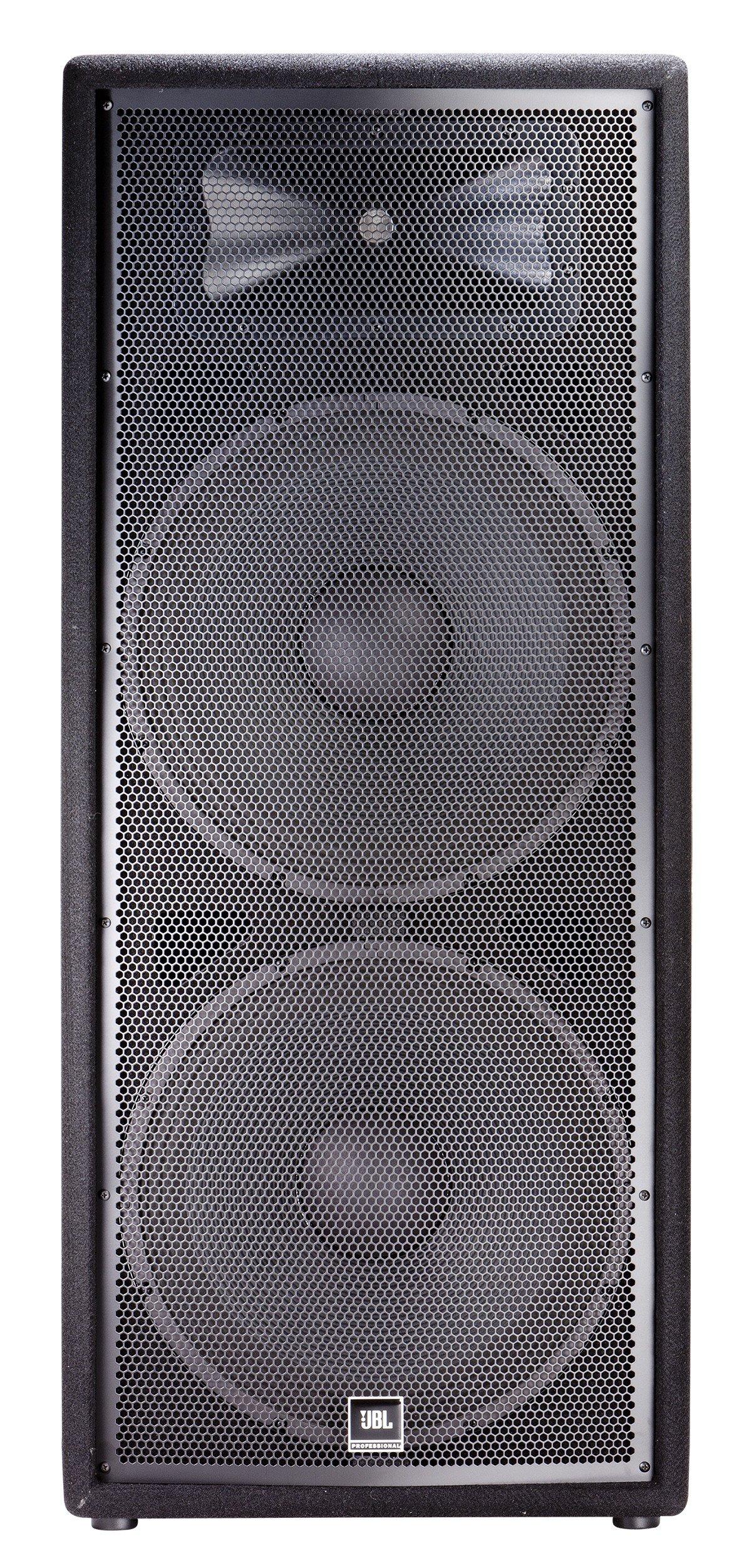JBL JRX225 Portable Dual 15'' 2-way Sound Reinforcement Loudspeaker System