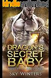 Dragon's Secret Baby (Silver Talon Mercenaries Book 1)