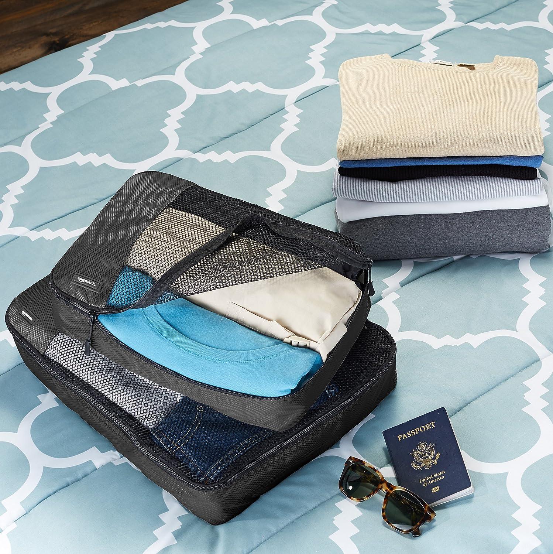 Bolsas de equipaje (2 medianas, 2 grandes; 4 unidades) por solo 26,99€