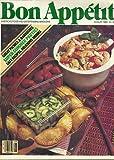 Bon Appetit Magazine August 1984