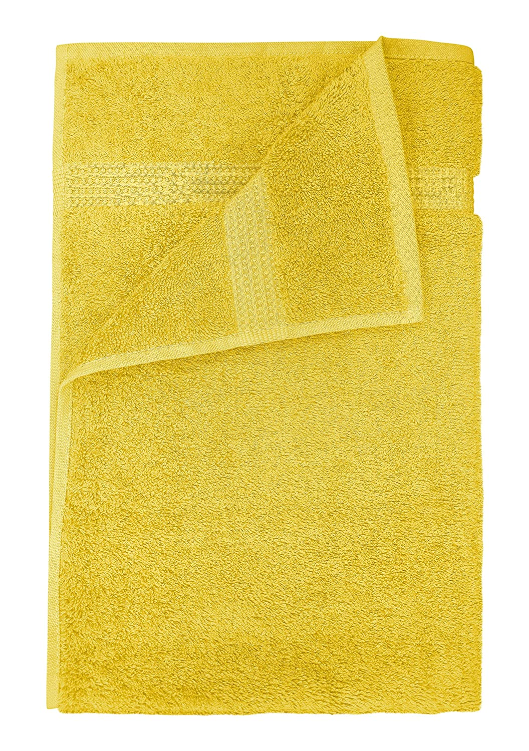 Bbank 100% Pure Egyptian Cotton Towels Super Absorbent 600gsm (Cream, 30x30cm Face) Generic