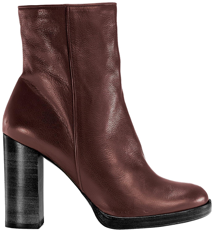 Castañer Chantal Calf Leather, Leather, Leather, Stivaletti Donna 4123a0