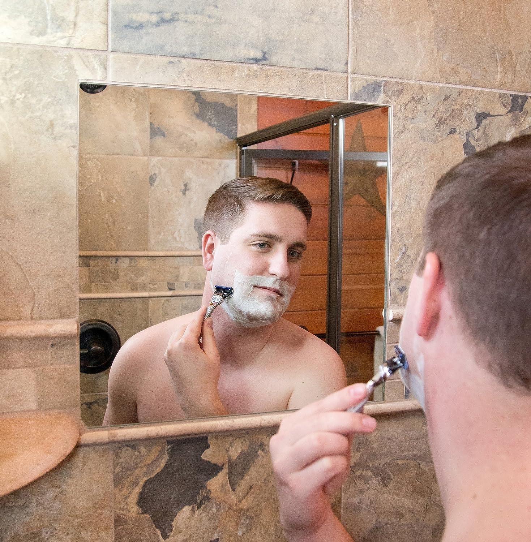NewHome Bath & Mirror 16104-121224M-Shower ClearMirror