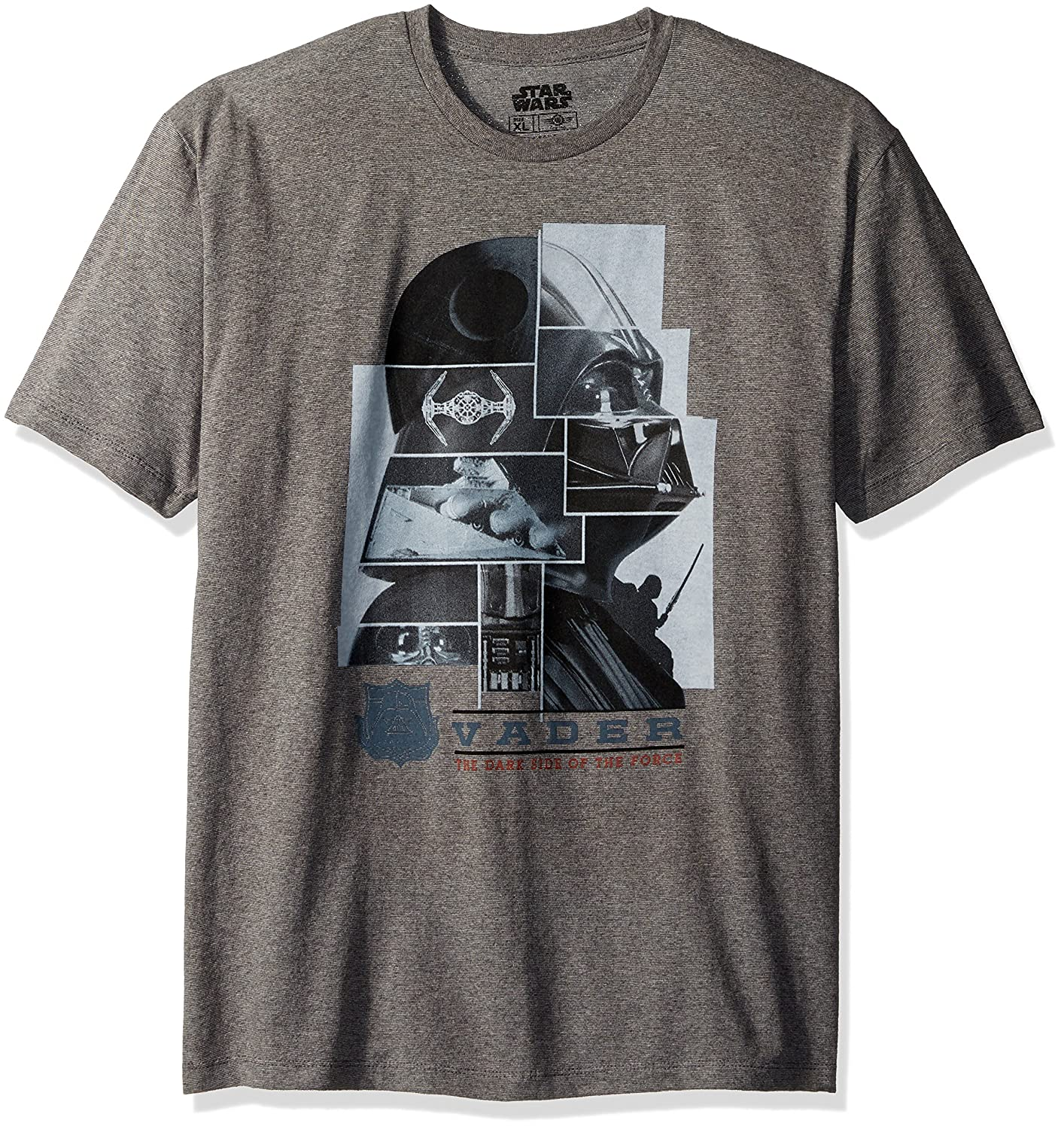 Star Wars Mens Silhouette Darth Vader T-Shirt