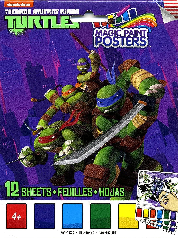 Amazon.com: Nickelodeon Teenage Mutant Ninja Turtles Magic ...