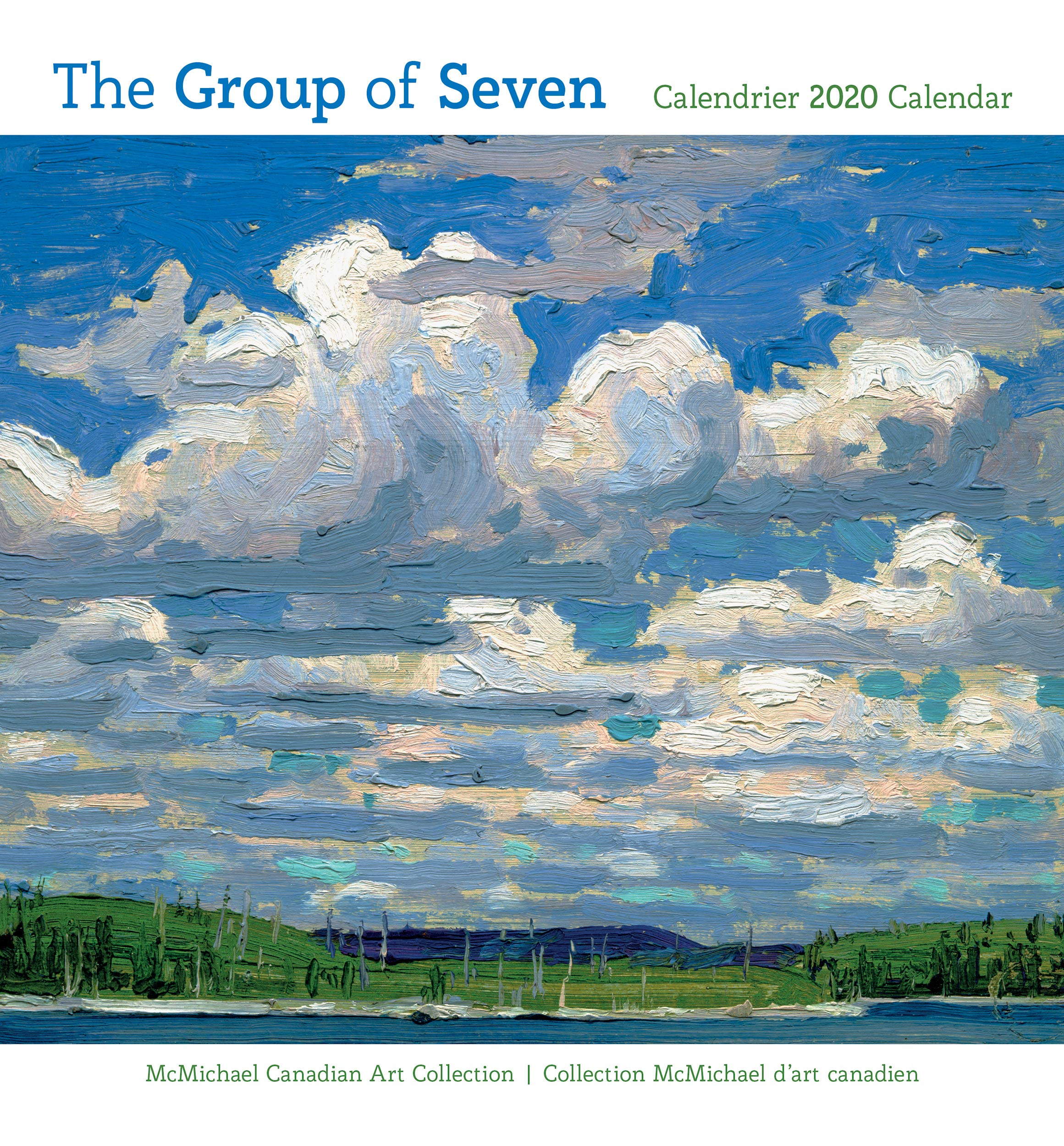 Calendrier National 2020.The Group Of Seven 2020 Mini Wall Calendar English And