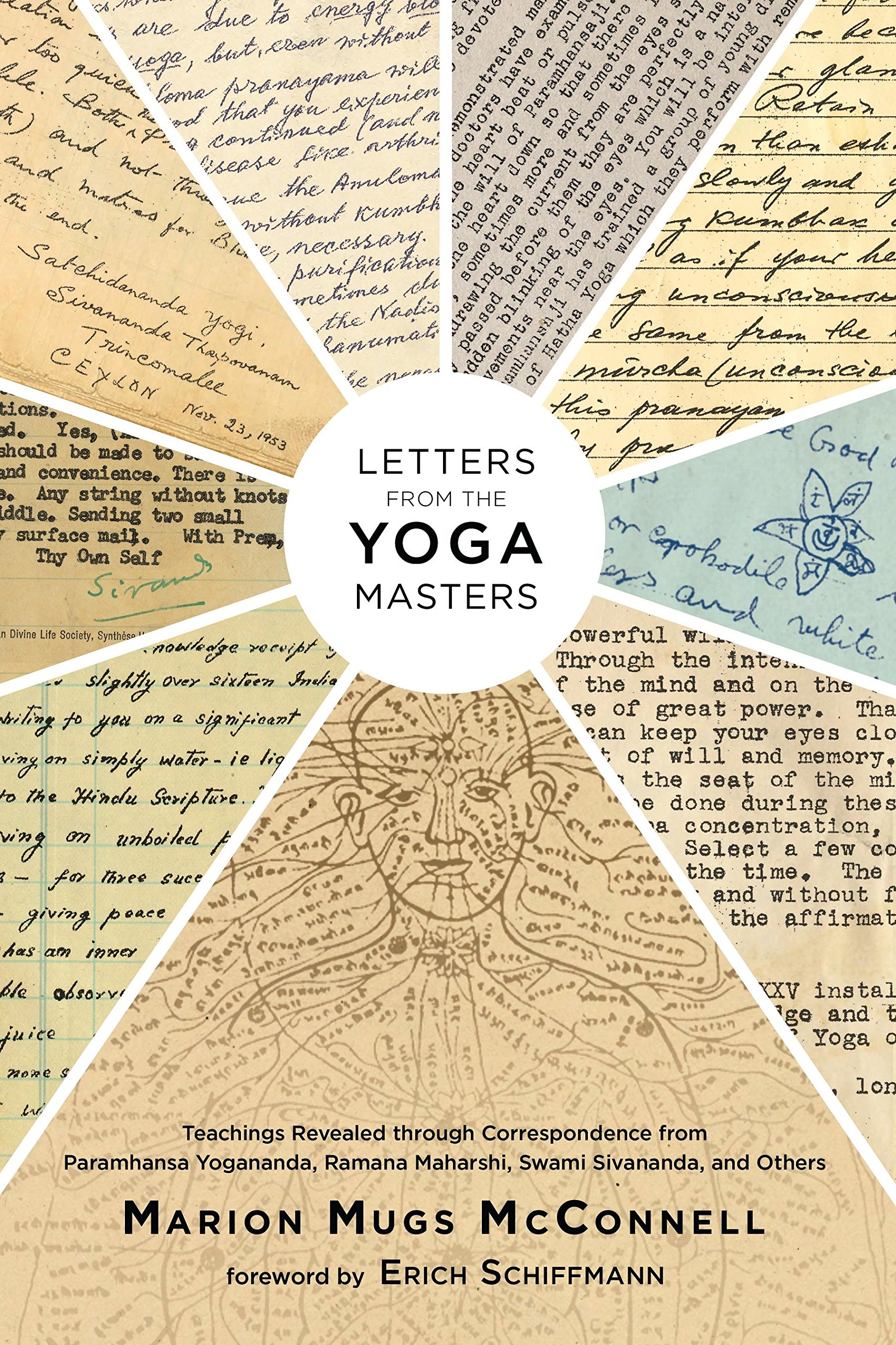 Letters From The Yoga Masters: Teachings Revealed through ...