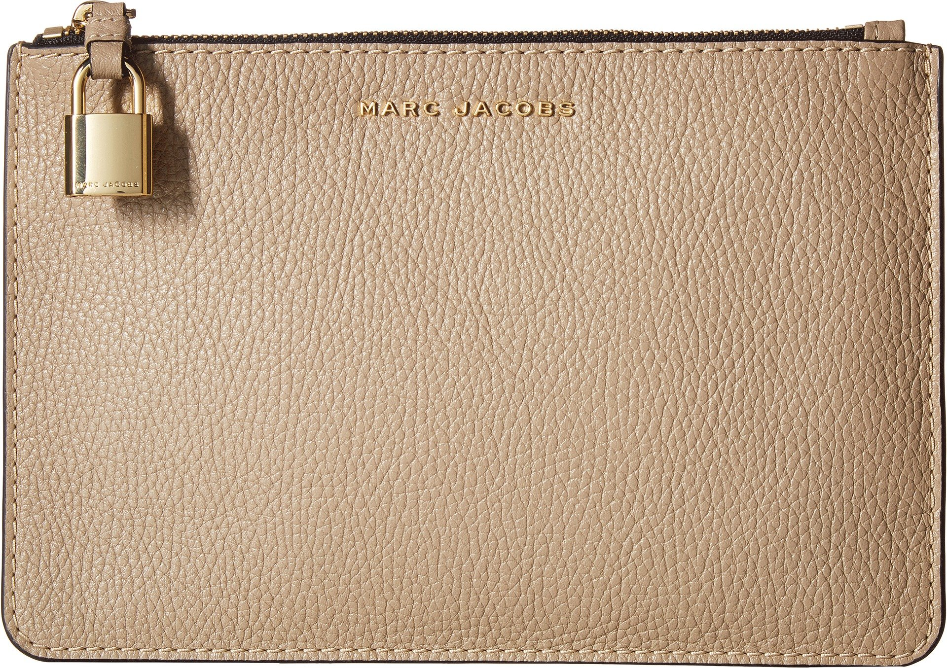 Marc Jacobs Women's The Grind Medium Pouch Light Slate One Size by Marc Jacobs (Image #1)