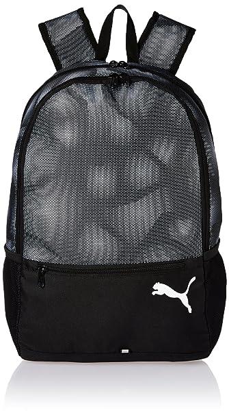 e0cc2e8ca3661 Puma Black Laptop Backpack (7566801)  Amazon.in  Bags