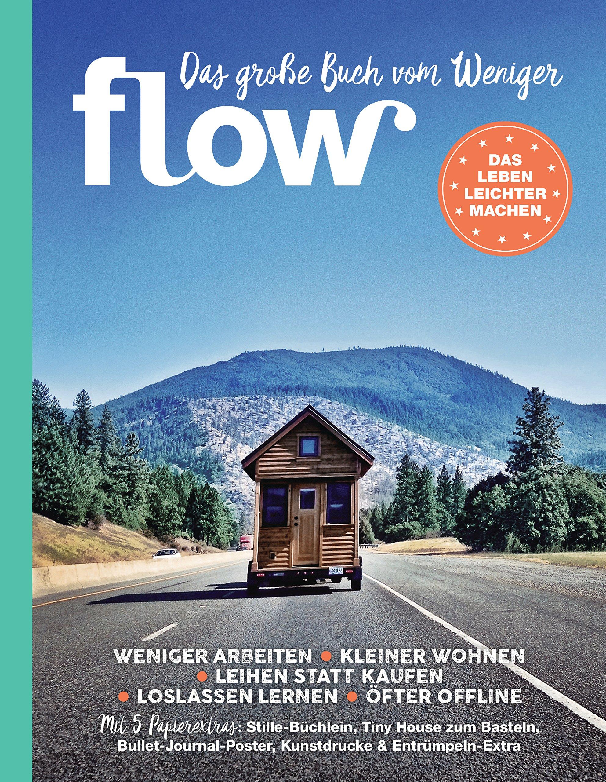 Flow Sonderheft Das Grosse Buch Vom Weniger Amazon De Ba Cher