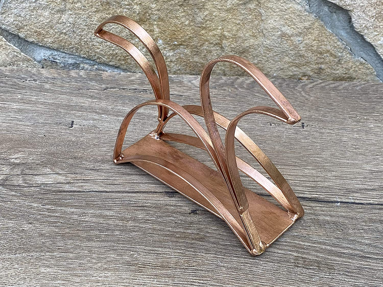 copper customs copper artwork copper decor,copper frame,copper sign,copper copper gifts copper art napkin holder Wedding napkin holder