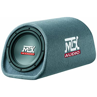 MTX Audio RT8PT Universal Powered Subwoofer Enclosure: Car Electronics