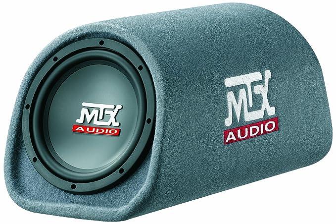 amazon com mtx audio rt8pt universal powered subwoofer enclosure rh amazon com