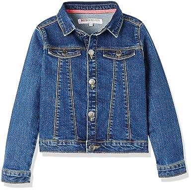 9c6184bc4611 RED WAGON Veste en Jean Fille  Amazon.fr  Vêtements et accessoires