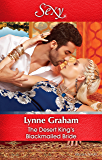 Mills & Boon : The Desert King's Blackmailed Bride (Brides for the Taking Book 1)