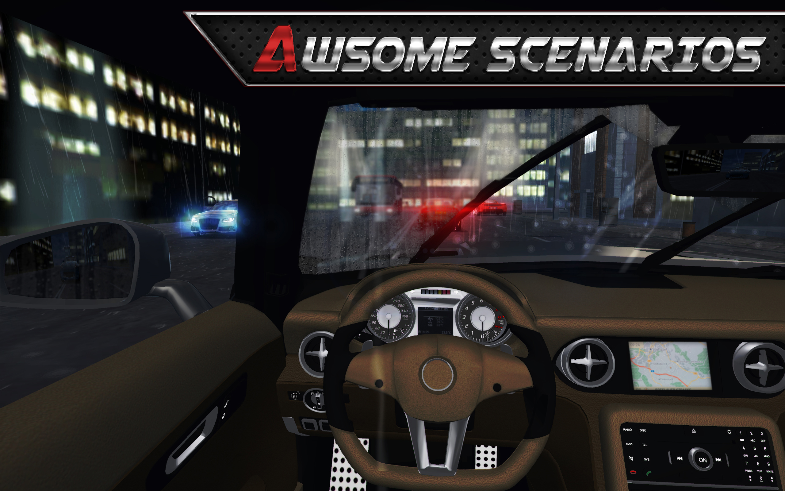 Real Driving Games >> Real Driving 3d