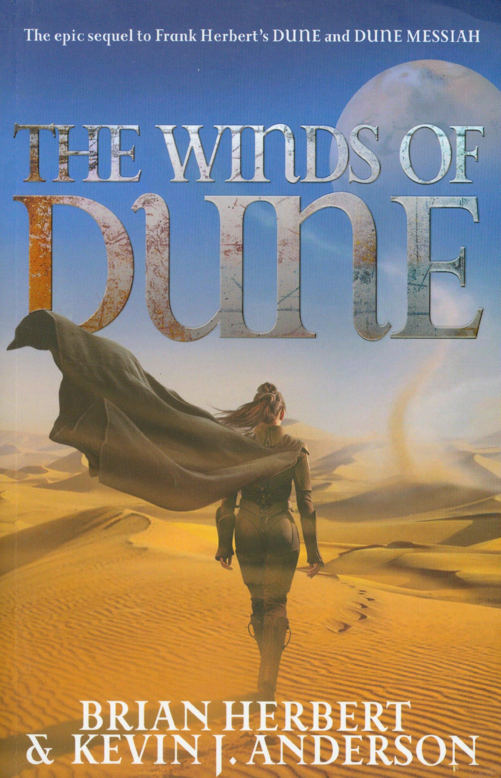 The Winds of Dune ebook