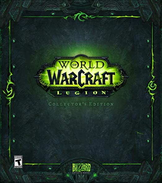 World of Warcraft: Legion - Collector's Edition - PC/Mac