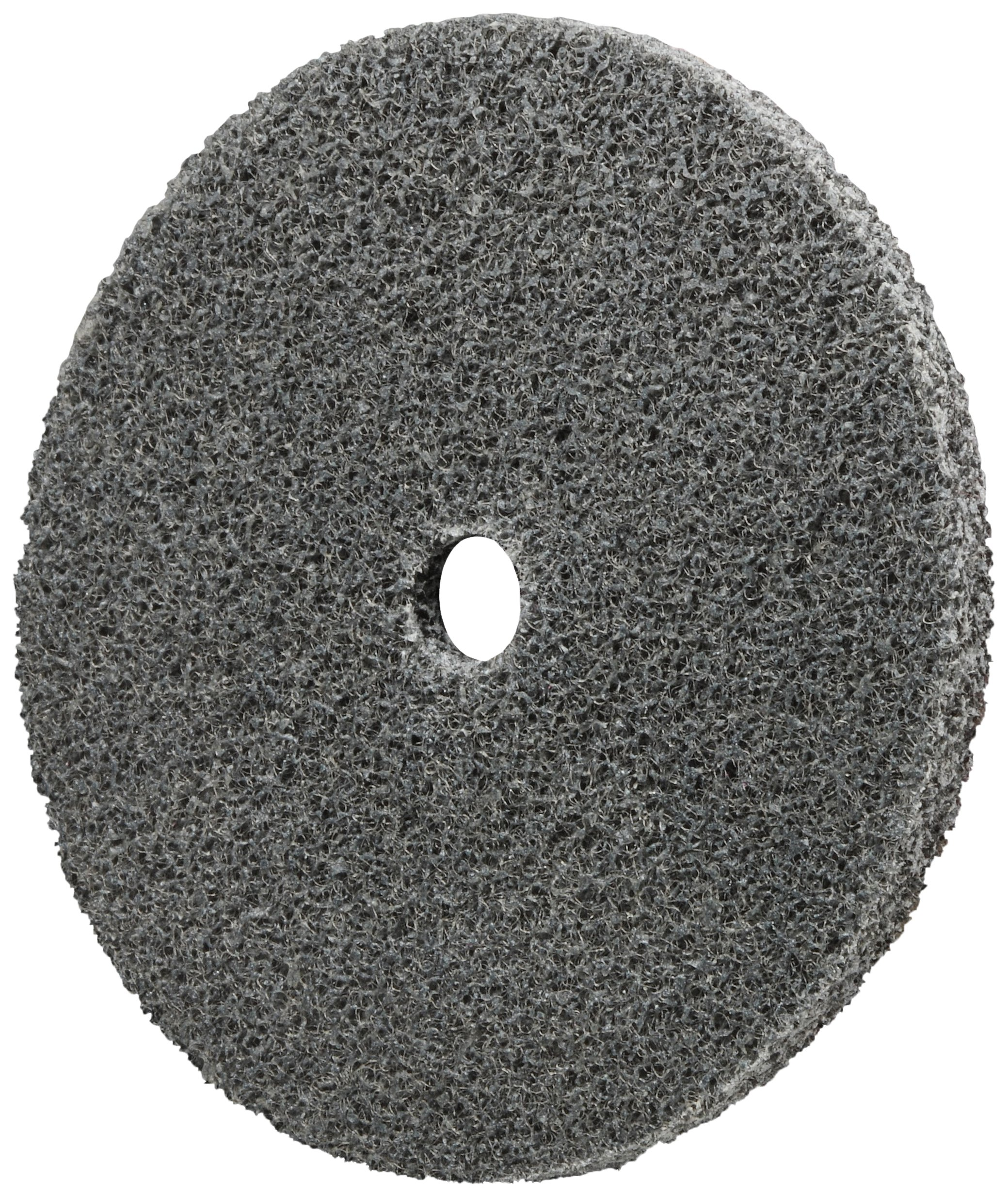 Scotch-Brite 15533 EXL Unitized Wheel, 3'' x 3/4'' x 1/4'' 2A MED, 3'' Diameter, Abrasive Grit, 9000 rpm