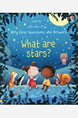 What are Stars? (Very First Lift-the-Flap Questions & Answers) Board book