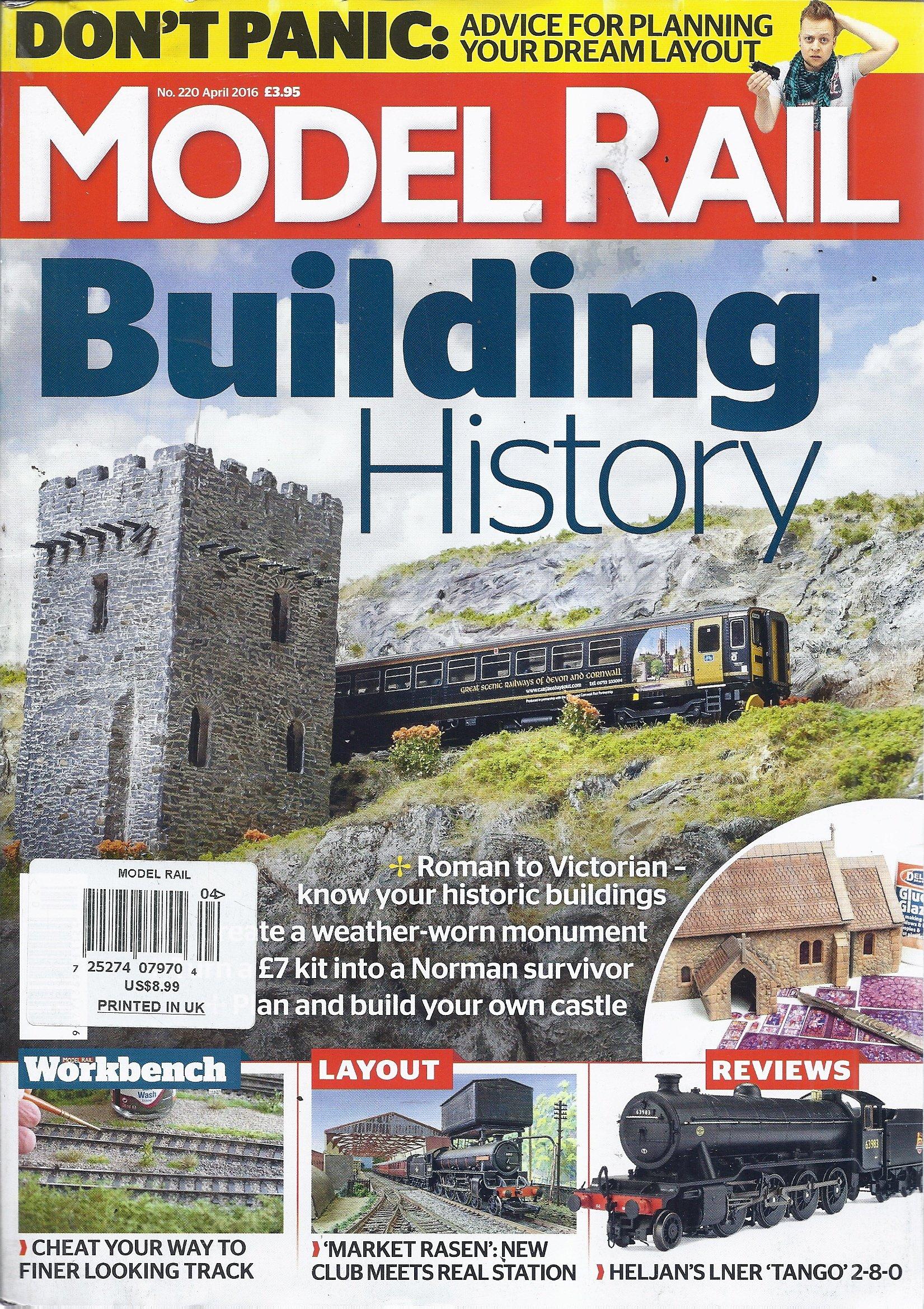 Download Model Rail (#220 - April 2016 - Building History) pdf