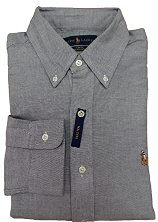 Black Polo Ralph Lauren Button Down
