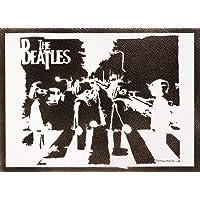 Poster The Beatles Clicks Playmobil Grafiti Hecho a Mano - Handmade Street Art - Artwork