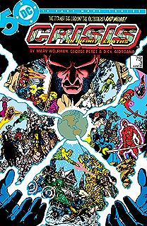 Amazon.com: Crisis on Infinite Earths #1 eBook: Marv Woflman ...