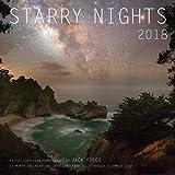Starry Nights 2018: 16 Month Calendar Includes September 2017 Through December 2018