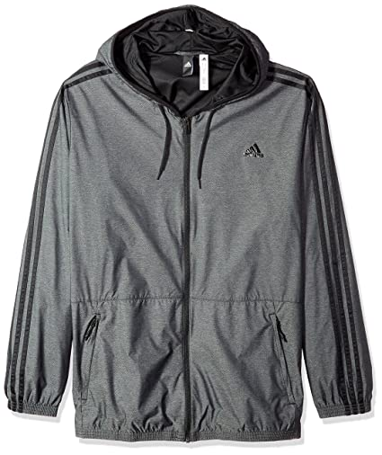 Amazon Com Adidas Men S Essentials Wind Jacket Sports Outdoors