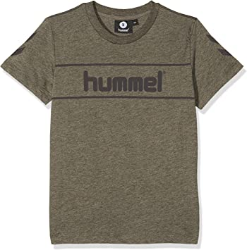 Hummel Jungen Hmljaki S//S T-Shirt