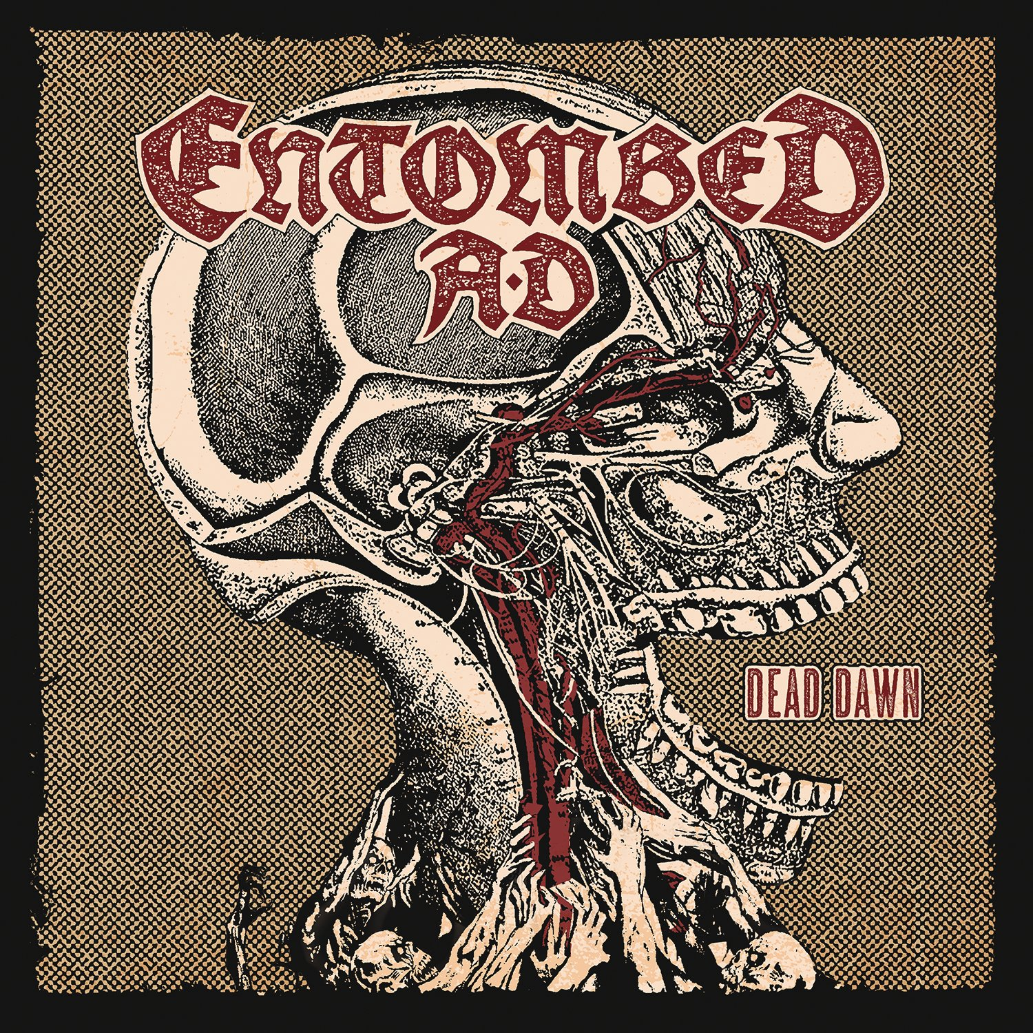 CD : Entombed AD - Dead Dawn (Digipack Packaging)