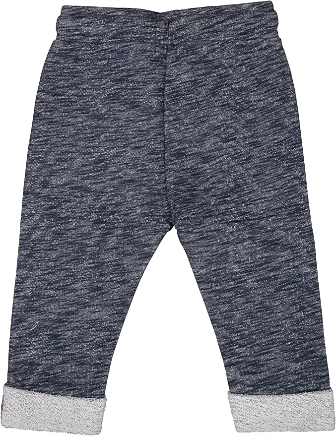 Papfar Baby-M/ädchen Jogginghose Slub Sweatshirthose GOTS