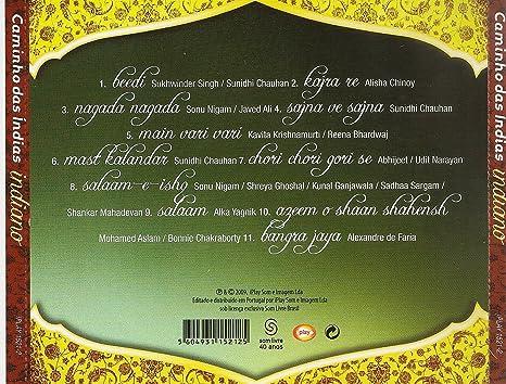 caminho das indias cd indiano