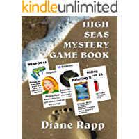 High Seas Mystery Game Book: Three Party Games for up to 57 Players