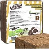 Bloc de 70l de substrat de noix de coco pour terrarium - Sans tourbe