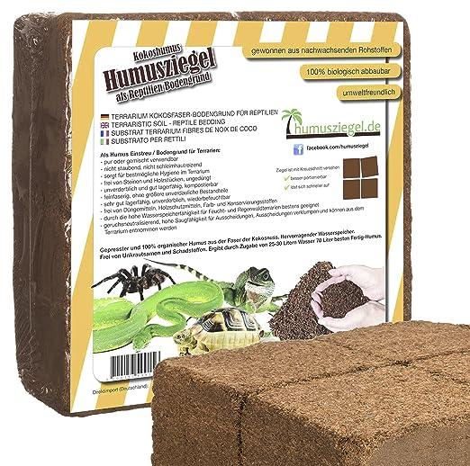 9 opinioni per 70 L di fibra di cocco rettili substrato biancheria da letto per humus terrario