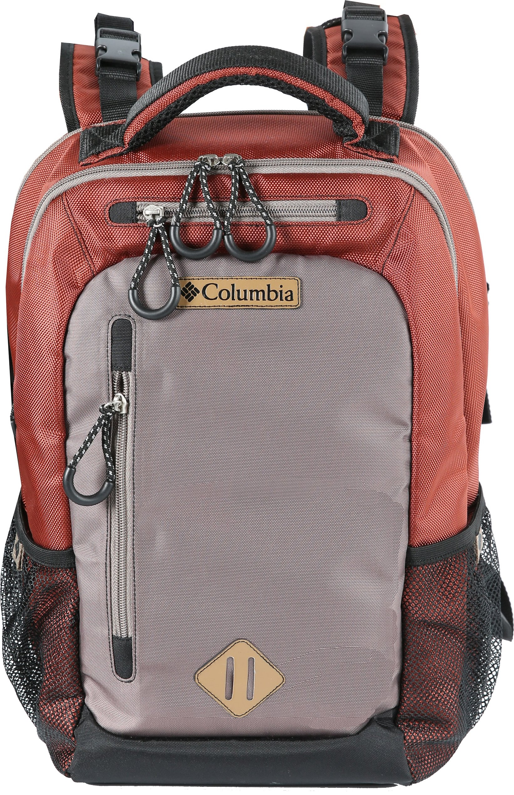 Columbia Carson Pass Backpack Diaper Bag, Rust by Columbia
