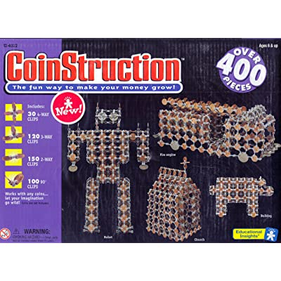 Coinstruction the Fun Way to Make Your Money Grow: Toys & Games