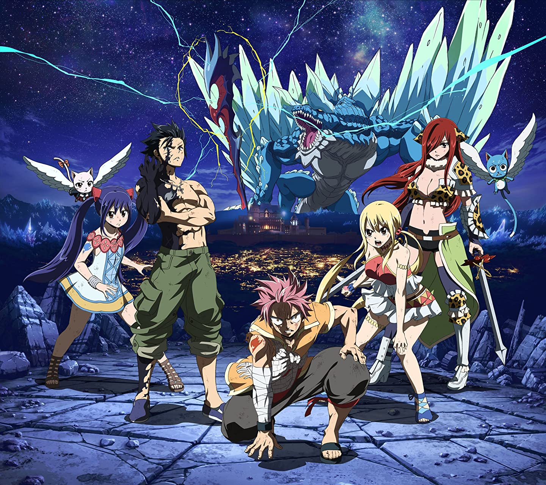 Fairy Tail Hd 1440 1280 劇場版フェアリーテイル Dragon Cry