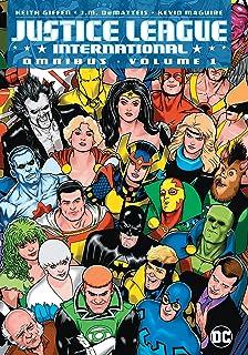 Amazon com: Justice League International, Vol  1