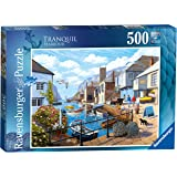Ravensburger Tranquil Harbour 500pc Jigsaw Puzzle