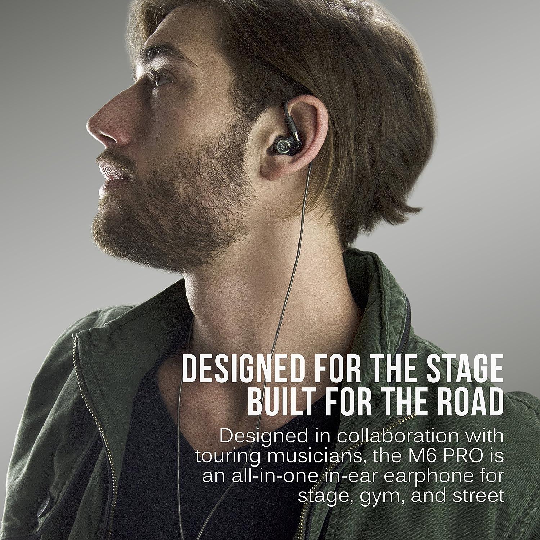 MEE audio M6 PRO Musicians' In-Ear Monitors