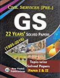 IAS General Studies Preliminary Topic wise Solved Papers (Paper I and II)