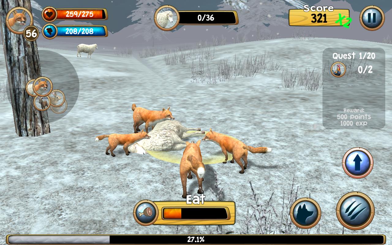 Wild Eagle Sim 3D