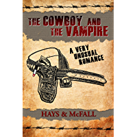 A Very Unusual Romance (The Cowboy and the Vampire Collection Book 1) book cover