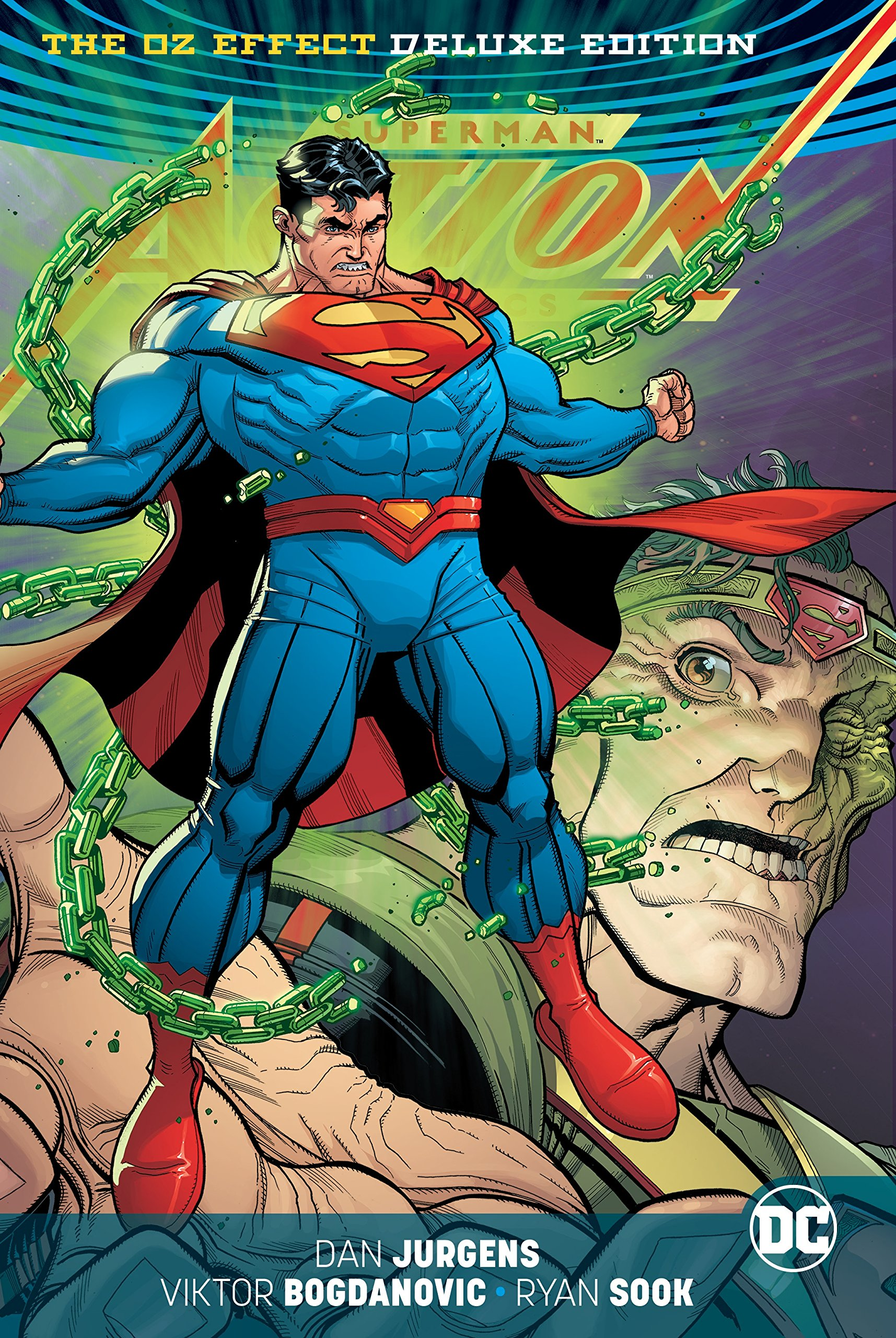 Superman - Action Comics: The Oz Effect Deluxe Edition ebook