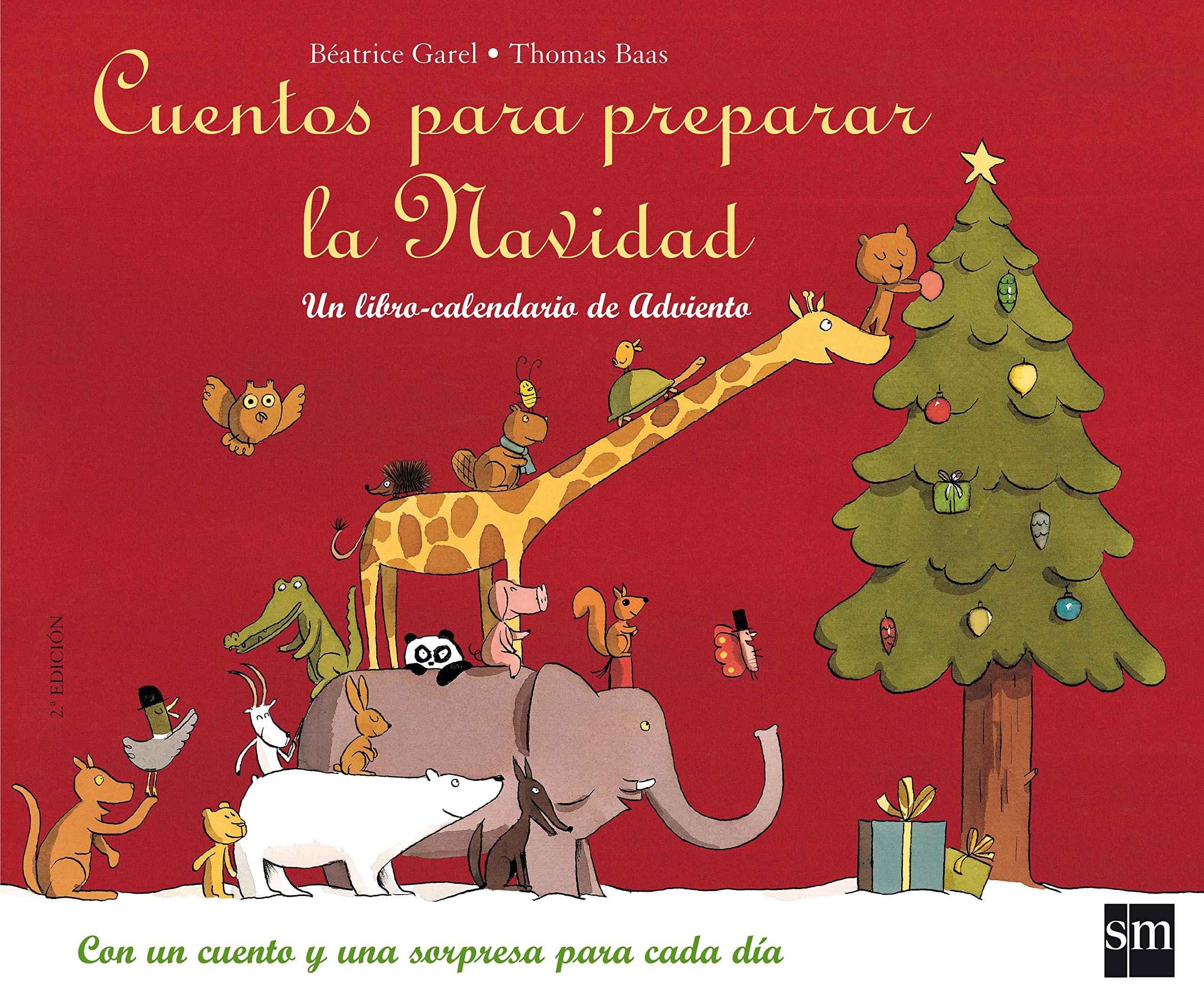 Resultado de imagen de cuentos para preparar la navidad