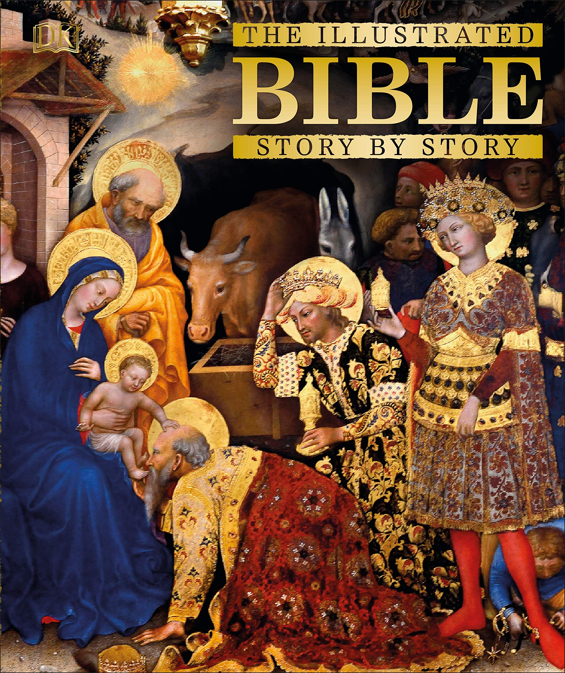 Bible Stories with Historical Illustrations