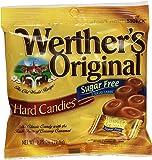 Werther's Original Hard Candy, Sugar-Free, (1) 2.75 oz Bag